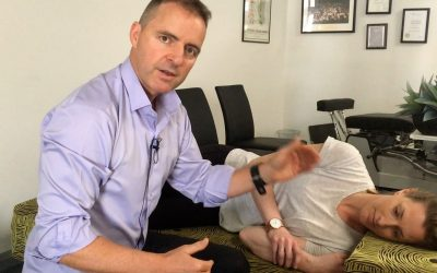 Nerve Flossing Exercise to Reduce Tension on Your Spinal Cord