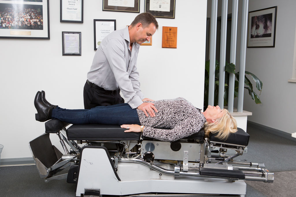 David Cahill of Cahill Chiropractic