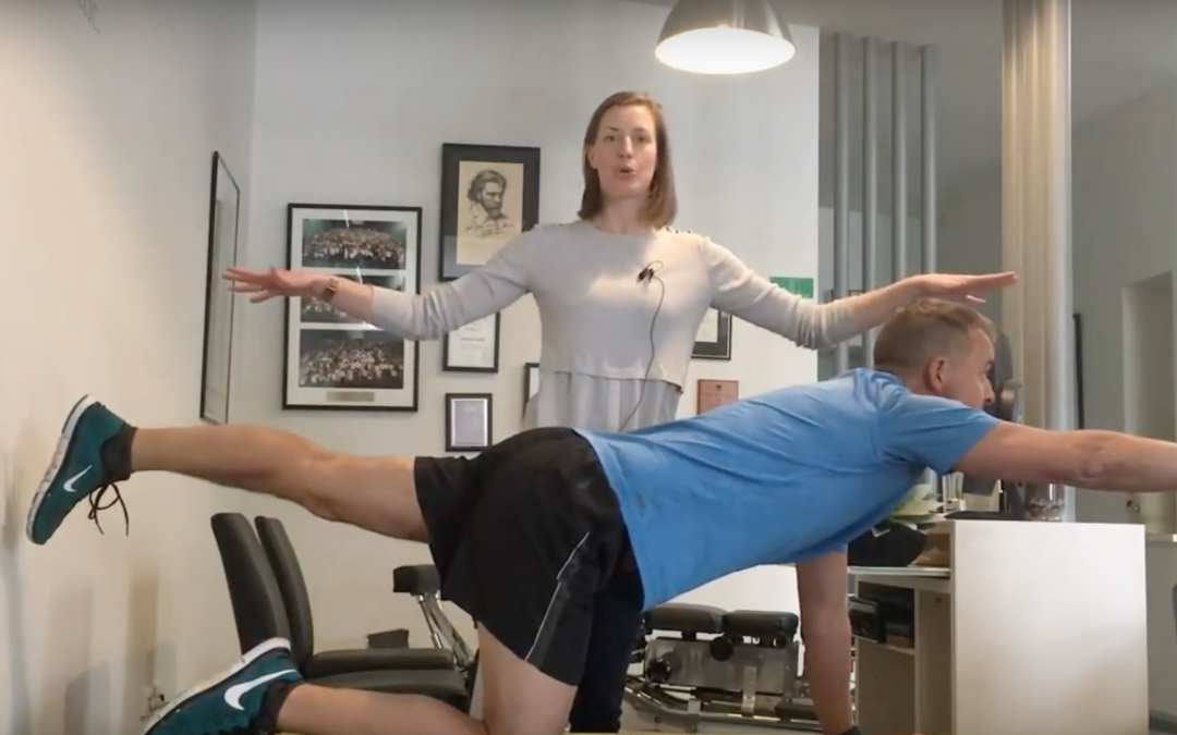 The Pointer to Improve Your Cervical Curve and Strengthen Your Lower Back